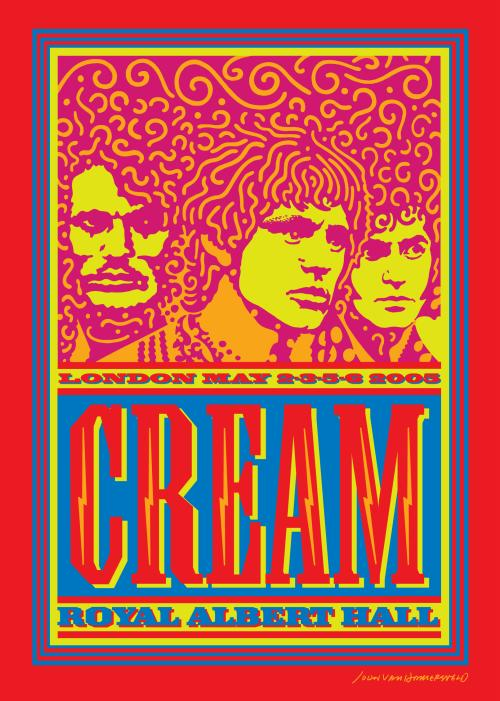 rock of ages hall of fame cream